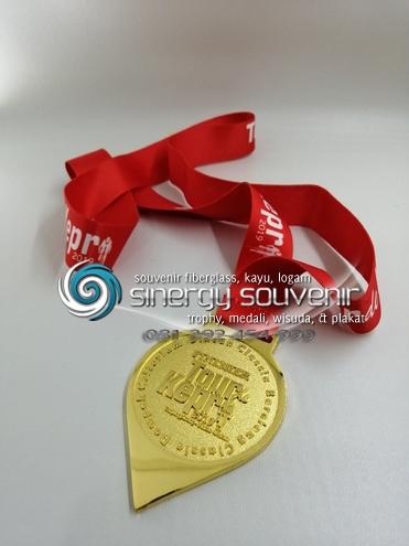 Medali Balap Sepeda Tour de Kepri